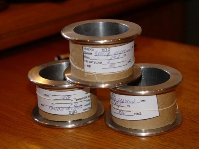 Никелевая проволока 0,025 мкм
